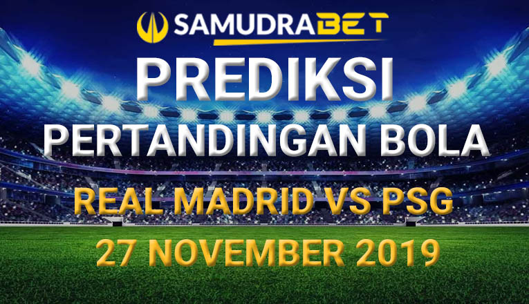 Prediksi Bola Real Madrid vs PSG