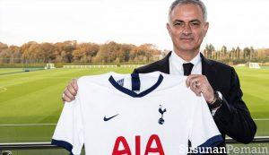 Mourinho Pelatih Tottenham