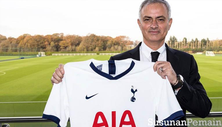 3 Pesan Mourinho Setelah Resmi di tunjuk Sebagai Pelatih Tottenham