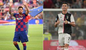 Messi Jadi yang Terbaik