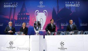 Undian 16 Besar Liga Champions