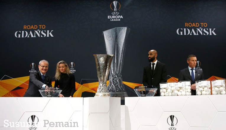 Babak 32 Besar Liga Eropa