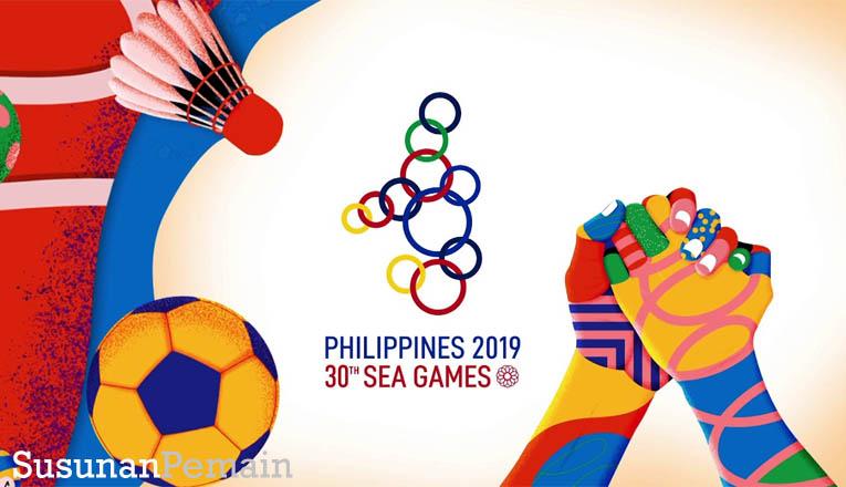Perolehan Medali SEA Games 2019