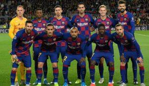 Barcelona Musim 2019/2020 Musim Ini Musim Buruk Bagi Blaugrana