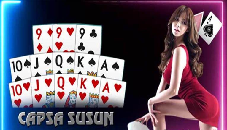 Capsa Susun and Secret Tricks to Win
