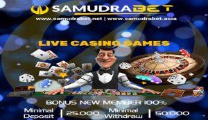 Judi Live Casino Online Di Indonesia