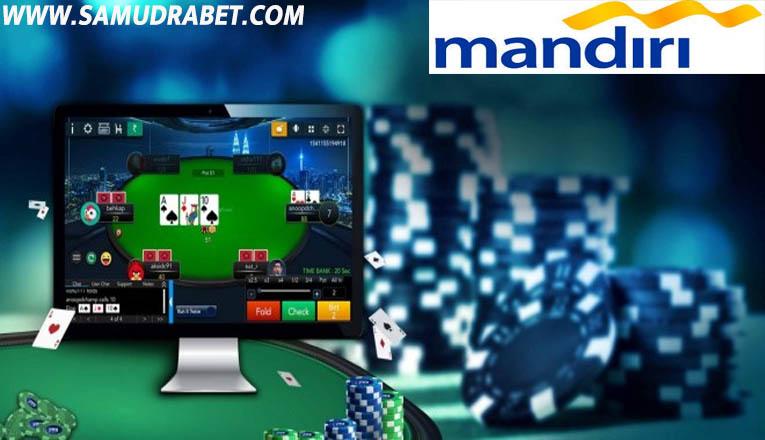 IDN Poker Bank Mandiri 24Jam