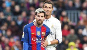 Ronaldo Rindu Messi
