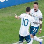Messi Minta Martinez Untuk Bergabung Dengan Barcelona