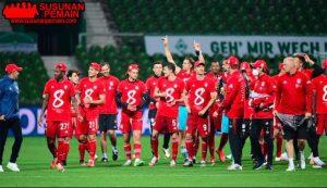 Rekor Dan Fakta Bayern Munchen