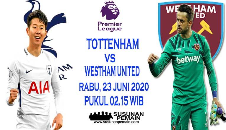 Prediksi Tottenham Vs WestHam
