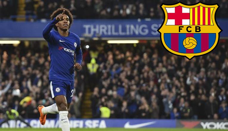 Willian Menjadi Target Barcelona