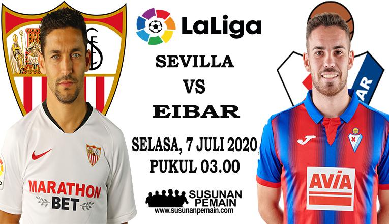 Prediksi Sevilla Vs Eibar