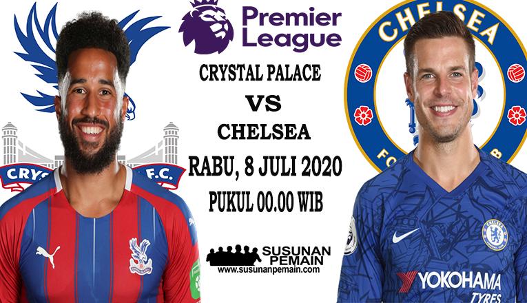 Prediksi Crystal Palace vs Chelsea