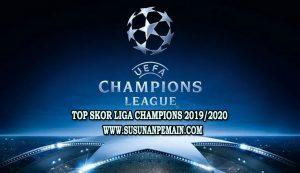Top Skor Liga Champions 2019/2020