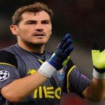 Iker Casillas Resmi Pensiun Sebagai Pemain Sepak Bola
