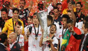 Sevilla Juara Liga Eropa