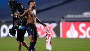 Neymar Absen di Final Liga Champions
