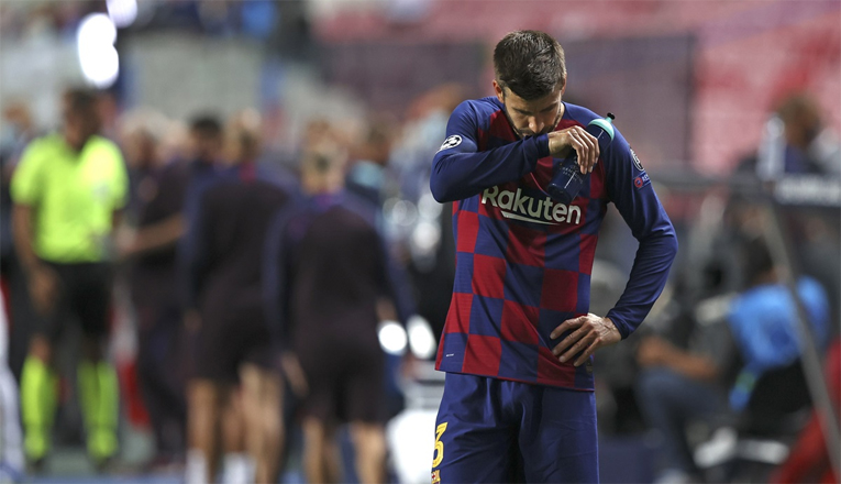 Gerard Pique : Saya Siap Pergi Jika Barcelona Tidak Membutuhkanku Lagi