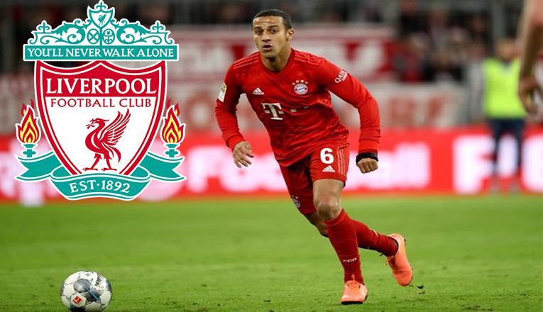 Thiago Alcantara Gabung Liverpool