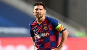 Lionel Messi Segera Meninggalkan Barcelona