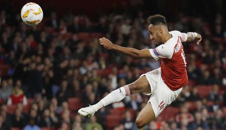 Aubameyang Tinggalkan Arsenal