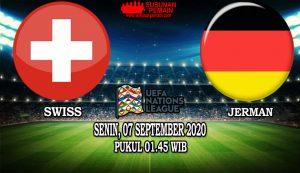 Prediksi Swiss vs Jerman