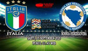 Prediksi Italia Vs Bosnia