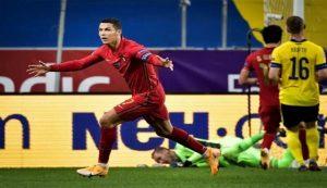 Ronaldo Cetak Rekor