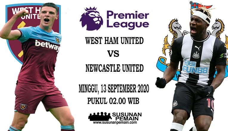 Prediksi WestHam United Vs Newcastle United