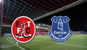 Prediksi Fleetwood Town Vs Everton