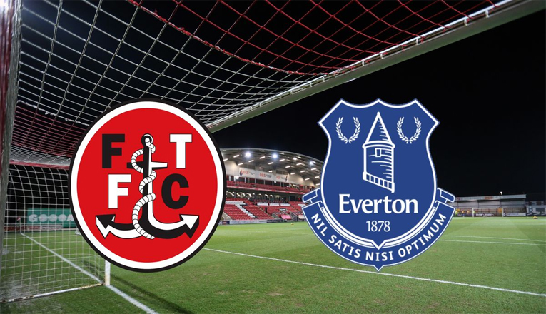 Prediksi Fleetwood Town Vs Everton 24 September 2020