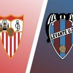 Prediksi Sevilla Vs Levante 02 Oktober 2020