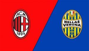 Prediksi AC Milan Vs Hellas Verona 09 November 2020