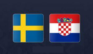 Prediksi Swedia Vs Kroasia 15 November 2020