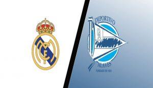 Prediksi Real Madrid Vs Alaves 29 November 2020