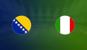 Prediksi Bosnia Vs Italia 19 November 2020