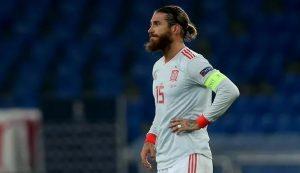 Ramos Gagal Penalti, Spanyol Ditahan Imbang Swiss 1-1