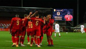 Belgia Vs Denmark, Belgia Lolos Ke Semifinal Setelah Menang 4-2 Atas Denmark