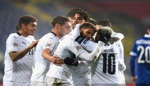 Bosnia Vs Italia, Italia Lolos Ke Semifinal Setelah Menang 0-2