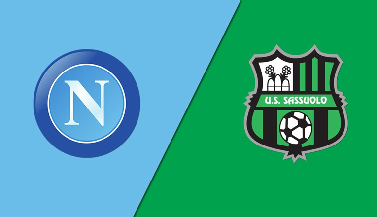 Prediksi Napoli Vs Sassuolo 02 November 2020