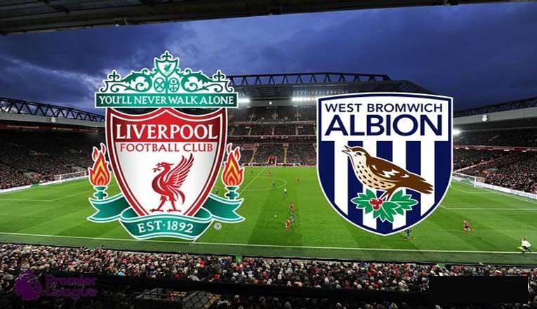 Prediksi Liverpool Vs West Brom 27 Desember 2020