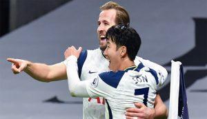 Hasil Pertandingan Liga Inggris, Arsenal Kalah Dari Tottenham 2-0