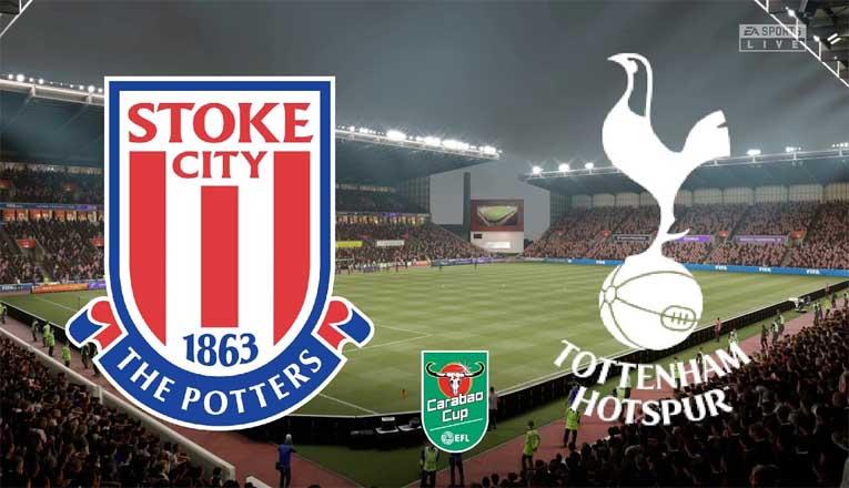 Prediksi Stoke City Vs Tottenham Hotspur 24 Desember 2020