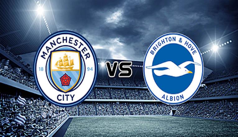 Prediksi Manchester City Vs Brighton 14 Januari 2021