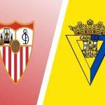 Prediksi Sevilla Vs Cadiz 23 Januari 2021