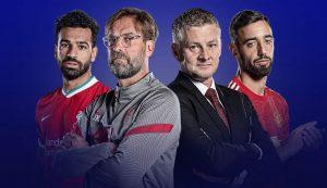 Prediksi Manchester United Vs Liverpool 25 Januari 2021