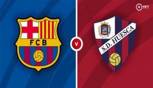Prediksi Barcelona Vs Huesca 16 Maret 2021
