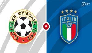 Prediksi Bulgaria Vs Italia 29 Maret 2021