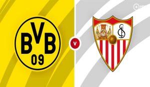 Prediksi Borussia Dortmund Vs Sevilla 10 Maret 2021